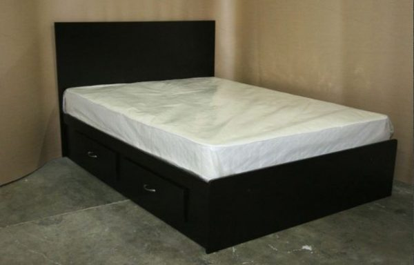IMPERIAL PANEL STORAGE BED