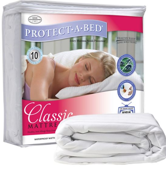 protect a bed classic pic