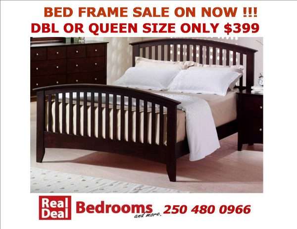 KENNEDY BED FRAME SALE 2018