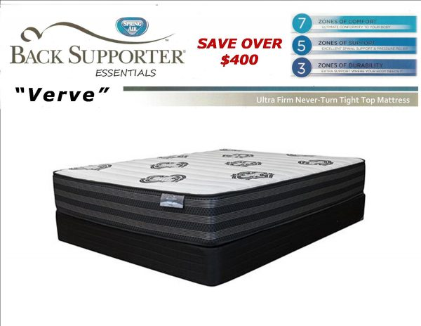 Verve mattress pop 1